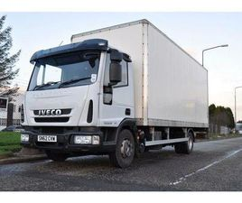 100E22 10T BOX TRUCK SN62CVW FOR HIRE