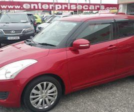 2011 -SUZUKI-SWIFT-AUTOMATIC FOR SALE IN LIMERICK FOR €7750 ON DONEDEAL