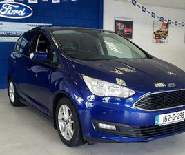 FORD C-MAX C MAX 1.5 TDCI 95PS 5 SEAT M6 FOR SALE IN MAYO FOR €16,500 ON DONEDEAL