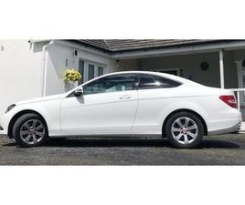 MERCEDES-BENZ C220D COUPE EXECUTIVE PREMIUM