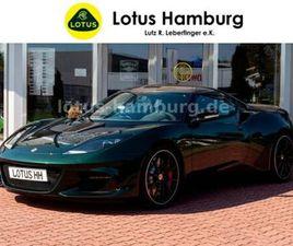 LOTUS EVORA GT 410 SPORT RACING GREEN *LOTUS HAMBURG*