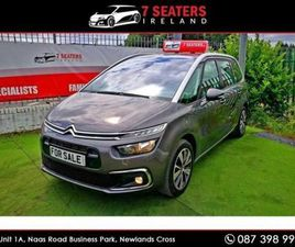 CITROEN GRAND C4 PICASSO GOOD VALUE EXCLUSIVE SP FOR SALE IN DUBLIN FOR €17,900 ON DONEDEA