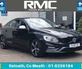 VOLVO S60 D2 SE R-DESIGN FOR SALE IN MEATH FOR €20950 ON DONEDEAL