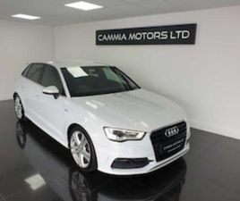 AUDI A3 1.6 TDI S LINE CALL 0871905146 ANYTIME FOR SALE IN DUBLIN FOR €18950 ON DONEDEAL