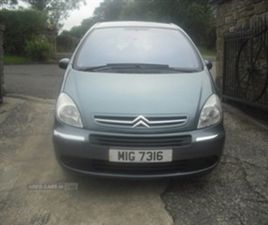 USED 2010 CITROEN XSARA PICASSO DESIRE HDI MPV 185,000 MILES IN GREY FOR SALE | CARSITE