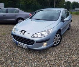 PEUGEOT 407 SR 1.6HDI 4DR FOR SALE IN CLARE FOR €1,795 ON DONEDEAL