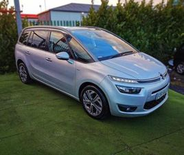 CITROEN GRAND C4 PICASSO TRADE SALE EXCLUSIVE PLU FOR SALE IN DUBLIN FOR €13,900 ON DONEDE