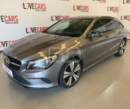 MERCEDES-BENZ - CLASE CLA CLA 200 D SHOOTING BRAKE