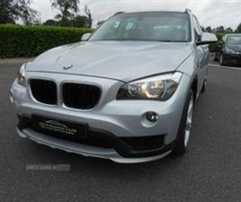 USED 2014 BMW X1 XDRIVE SE *LEATHER HEATED SEATS*PARKING SENSORS*4 WHEEL DRIVE* HATCHBACK
