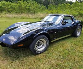 FOR SALE: 1978 CHEVROLET CORVETTE IN MADISON HEIGHTS, VIRGINIA