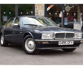 USED 1989 DAIMLER SALOON XJ6 4.0 SALOON 60,000 MILES IN BLUE FOR SALE   CARSITE