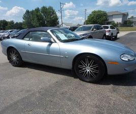 1997 JAGUAR XK FOR SALE IN WEST BRANCH, IA 52358. VIN IS SAJGX2748VC005808. MILEAGE IS 46,