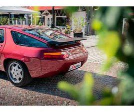 PORSCHE 928 GT - RARE - MANUAL - TOP CONDITION