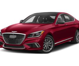 BRAND NEW RED COLOR 2020 GENESIS G80 SPORT FOR SALE IN NEW ROCHELLE, NY 10801. VIN IS KMTF