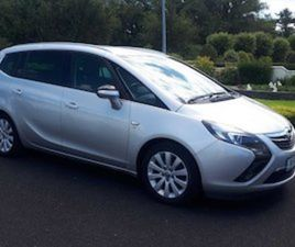 OPEL ZAFIRA, 2014 FOR SALE IN KERRY FOR € ON DONEDEAL