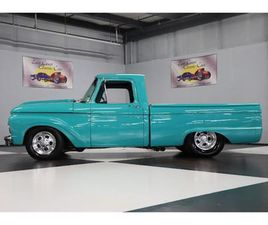 FOR SALE: 1966 FORD F100 IN LILLINGTON, NORTH CAROLINA