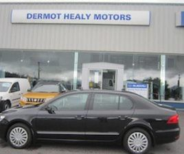 SKODA SUPERB ACTIVE 1.6TDI 105HP 4DR FOR SALE IN KERRY FOR €12450 ON DONEDEAL