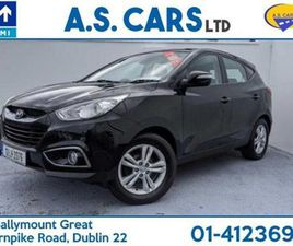 HYUNDAI IX35 STYLE CRDI 5DR FOR SALE IN DUBLIN FOR €8,495 ON DONEDEAL