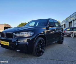 BMW X5 XDRIVE 25DA 231CH BVA8 F15 M SPORT