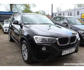 BMW X3 - X-DRIVE * E28 * GWARANCJA !