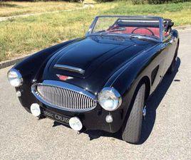 AUSTIN HEALEY 3000 BJ 7 MK2 DE 1962 À VENDRE