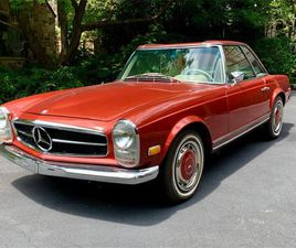 FOR SALE: 1968 MERCEDES-BENZ 280SL IN WEST PITTSTON, PENNSYLVANIA