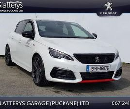 PEUGEOT 308 1.6 PURETECH GTI 270BHP FOR SALE IN TIPPERARY FOR €32,495 ON DONEDEAL