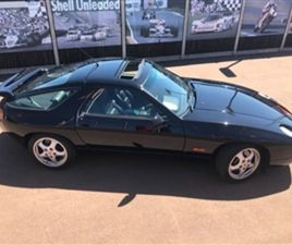 USED 1995 PORSCHE 928 GTS COUPE 60,459 MILES IN BLACK FOR SALE   CARSITE