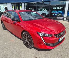 PEUGEOT 508 SW GT LINE 1.5 HDI 130 AUTO FOR SALE IN DUBLIN FOR €30,950 ON DONEDEAL