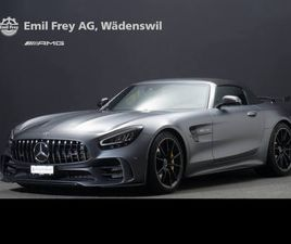 AMG GT R ROADSTER LIMITED EDITION 1 OF 750