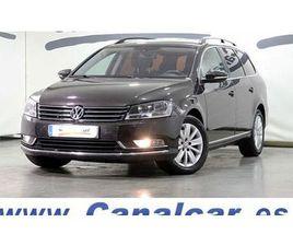 VOLKSWAGEN PASSAT VARIANT 2.0TDI ADVANCE BMT DSG FAMILIAR DE SEGUNDA MANO EN MADRID | AUTO