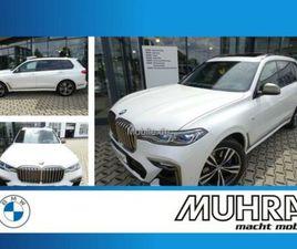 BMW X7 M50IA UPE 129.700 AHK STANDHZG SD HIFI DAB