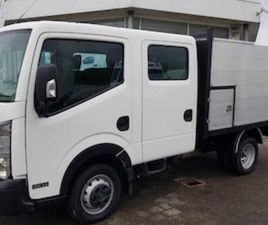 152 NISSAN NV400 D/CAB C/CAB ARBOR TIPPER FOR SALE IN TIPPERARY FOR € ON DONEDEAL