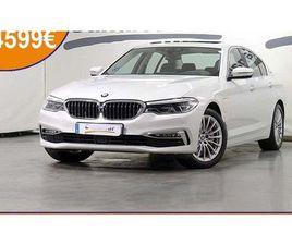 BMW SERIE 5 E IPERFORMANCE 252CV BERLINA MEDIANA O GRANDE DE SEGUNDA MANO EN MADRID   AUTO