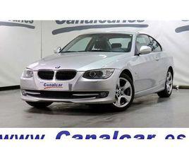 BMW SERIE 3 D COUPE 184CV DEPORTIVO O COUPÉ DE SEGUNDA MANO EN MADRID   AUTOCASION