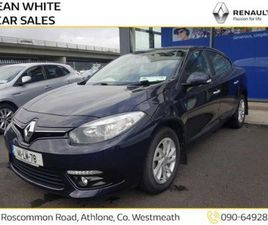 RENAULT FLUENCE 1.5 DCI 90 DYNAMIQUE FOR SALE IN WESTMEATH FOR €8,750 ON DONEDEAL