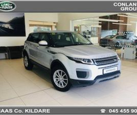 LAND ROVER RANGE ROVER EVOQUE RANGE ROVER EVOQUE FOR SALE IN KILDARE FOR €29950 ON DONEDEA