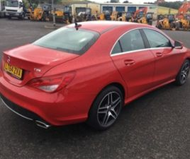 USED 2014 MERCEDES-BENZ CLA CLASS 1.8 CLA200 CDI SPORT 4D 136 BHP COUPE 47,133 MILES IN RE