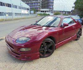 MITSUBISHI FTO 2.0 V6 GPX 2DR 2000