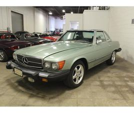 FOR SALE: 1974 MERCEDES-BENZ 450SL IN CLEVELAND, OHIO