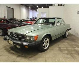 1974 MERCEDES-BENZ 450SL FOR SALE