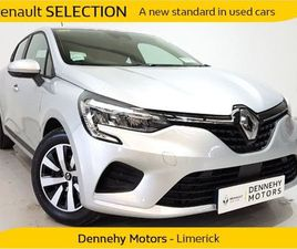 RENAULT CLIO EXPRESSION AIR CON LED HEADLIGHTS FOR SALE IN LIMERICK FOR €18,870 ON DONEDEA