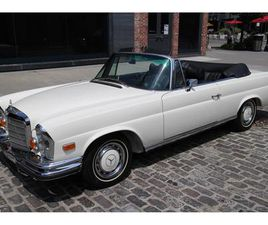 FOR SALE: 1971 MERCEDES-BENZ 280SE IN NEW YORK, NEW YORK