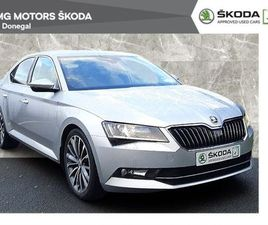 SKODA SUPERB 2.0TDI 150BHP LAURIN KLEMENT THE UL FOR SALE IN DONEGAL FOR €29,900 ON DONEDE