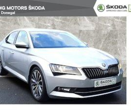 SKODA SUPERB 2.0TDI 150BHP LAURIN KLEMENT THE UL FOR SALE IN DONEGAL FOR €29900 ON DONEDEA