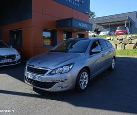 PEUGEOT 308 SW BUSINESS 1.6 BLUEHDI 120CH SETS ...
