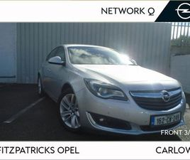 OPEL INSIGNIA SC 1.6CDTI 136PS 5DR PLUS PACK NATI FOR SALE IN CARLOW FOR €14,950 ON DONEDE