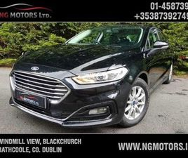 FORD MONDEO 2019 ******** VERY LOW MILES ******* FOR SALE IN DUBLIN FOR €21,850 ON DONEDEA