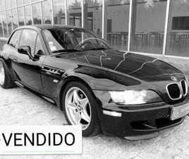 BMW Z3 COUPÉ 2.8 M PACK AC SCHNITZER A GASOLINA NA AUTO COMPRA E VENDA