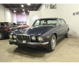 FOR SALE: 1975 JAGUAR XJ12 IN CLEVELAND, OHIO